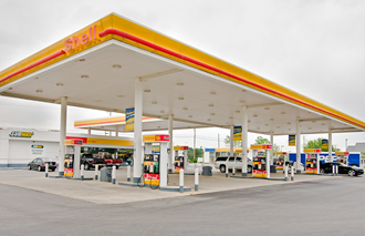 Shell, BP or Marathon Gas Station & Convenience Store Site Development